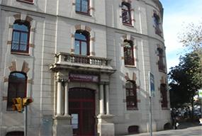 <strong>École Lesseps de Barcelona</strong>