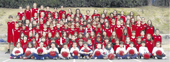 Basket Ball à Saragosse