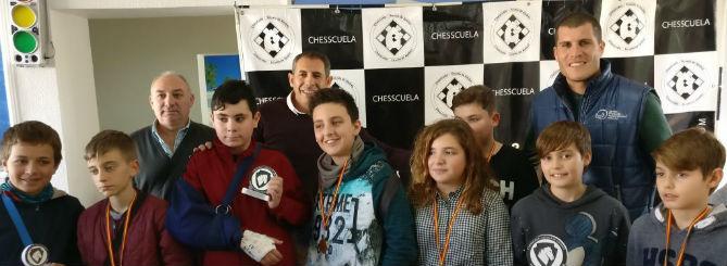 Tournoi d'échecs à Malaga