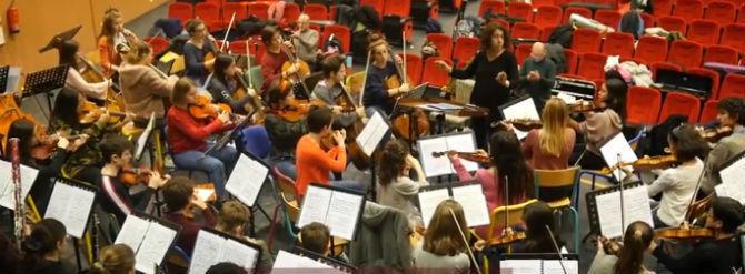 La Orquesta de los LF del Mundo