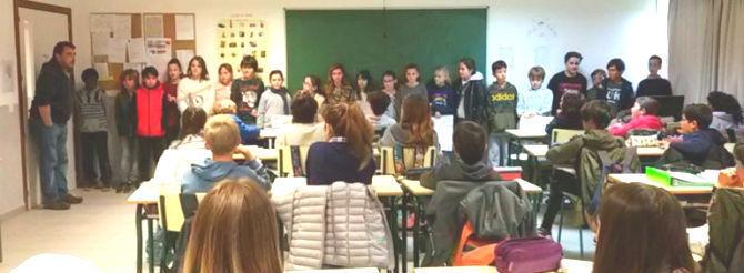 Égalité au collège d'Ibiza