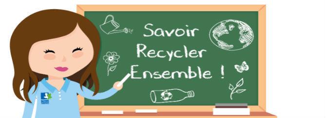 Apprendre à recycler au LF Murcie
