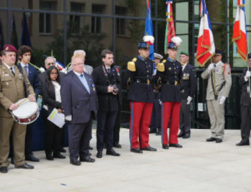 Centenaire armistice 1918-2018