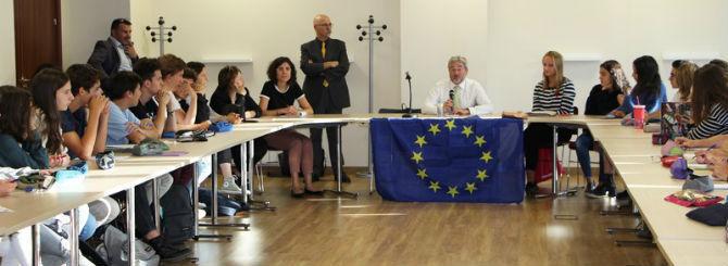 EuroMad: modélisation de l'UE