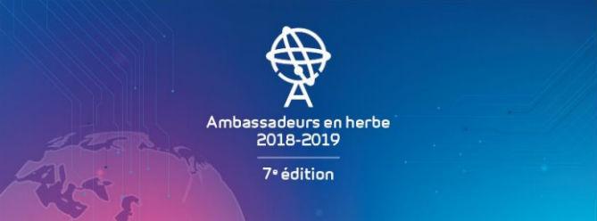 Ambassadeurs en herbe 2019