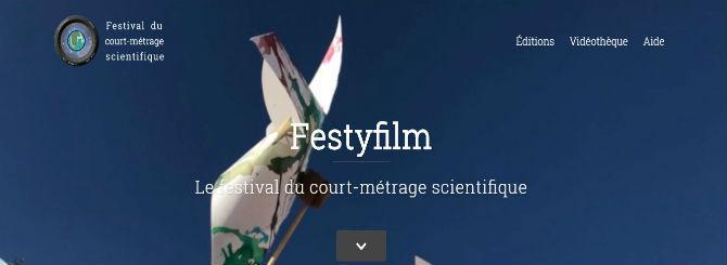 Festival court-métrage scientifique
