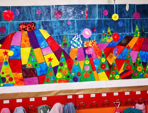 Noël à l'école Maternelle Pomme d'Api