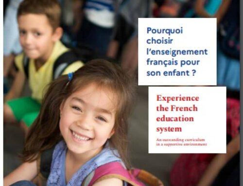 Pourquoi choisir l'enseignement français pour son enfant ?